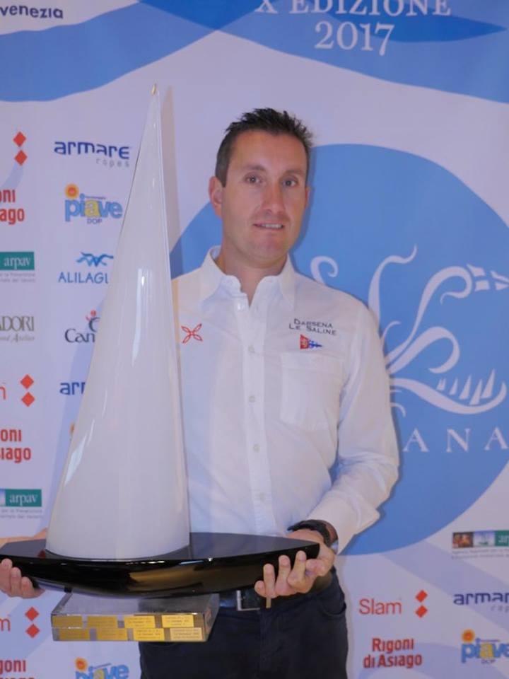 Enrico Zennaro vince per la terza volta la Veleziana