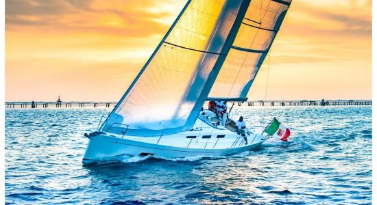 Cresce l'Italia Yachts family