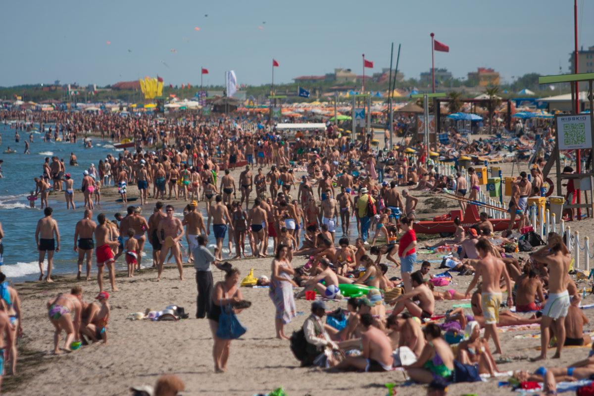 Per il sesto anno consecutivo il litorale di Chioggia si aggiudica la Bandiera Blu