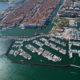 Dove ormeggiare a Chioggia, il tuo posto barca alla Darsena Le Saline