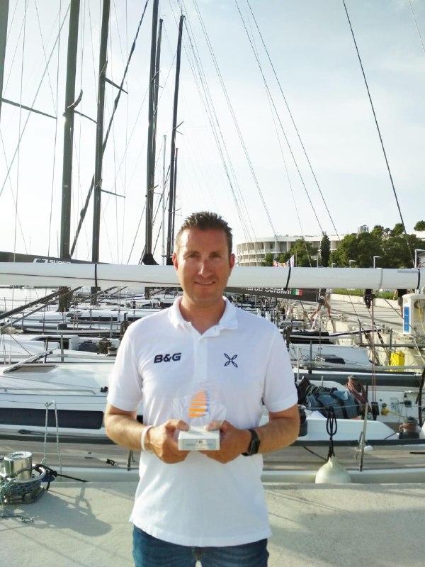 Enrico Zennaro è bronzo al mondiale ORC