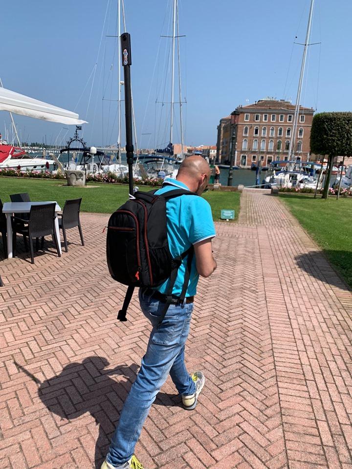 Darsena le Saline è tra i primi porti turistici in Italia ad usufruire del nuovo servizio di street view marittimo di Google