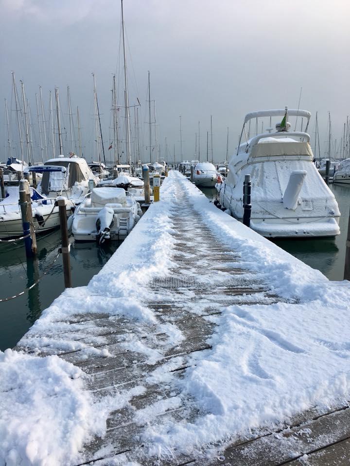 Arriva l'inverno… hai controllato la tua barca?