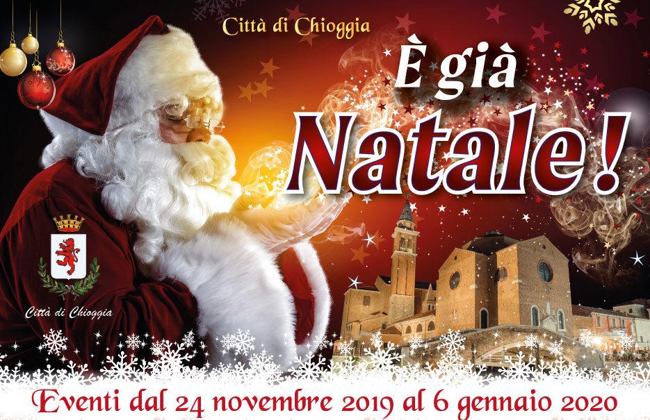 A Chioggia e Sottomarina è già Natale!
