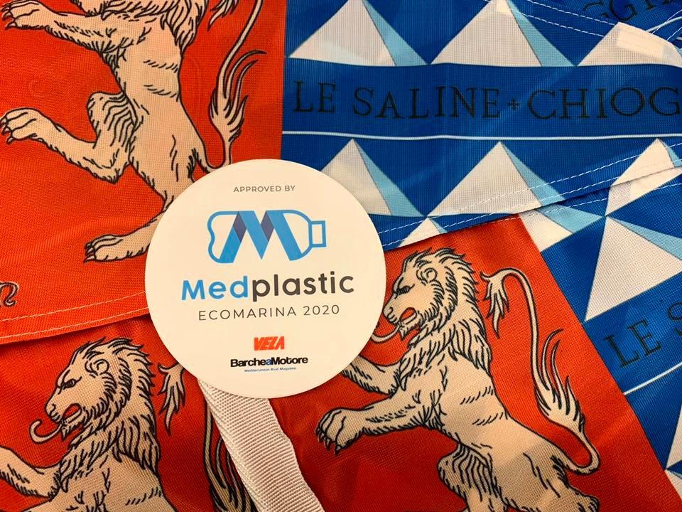 Per il 2020 Darsena Le Saline è Ecomarina Medplastic