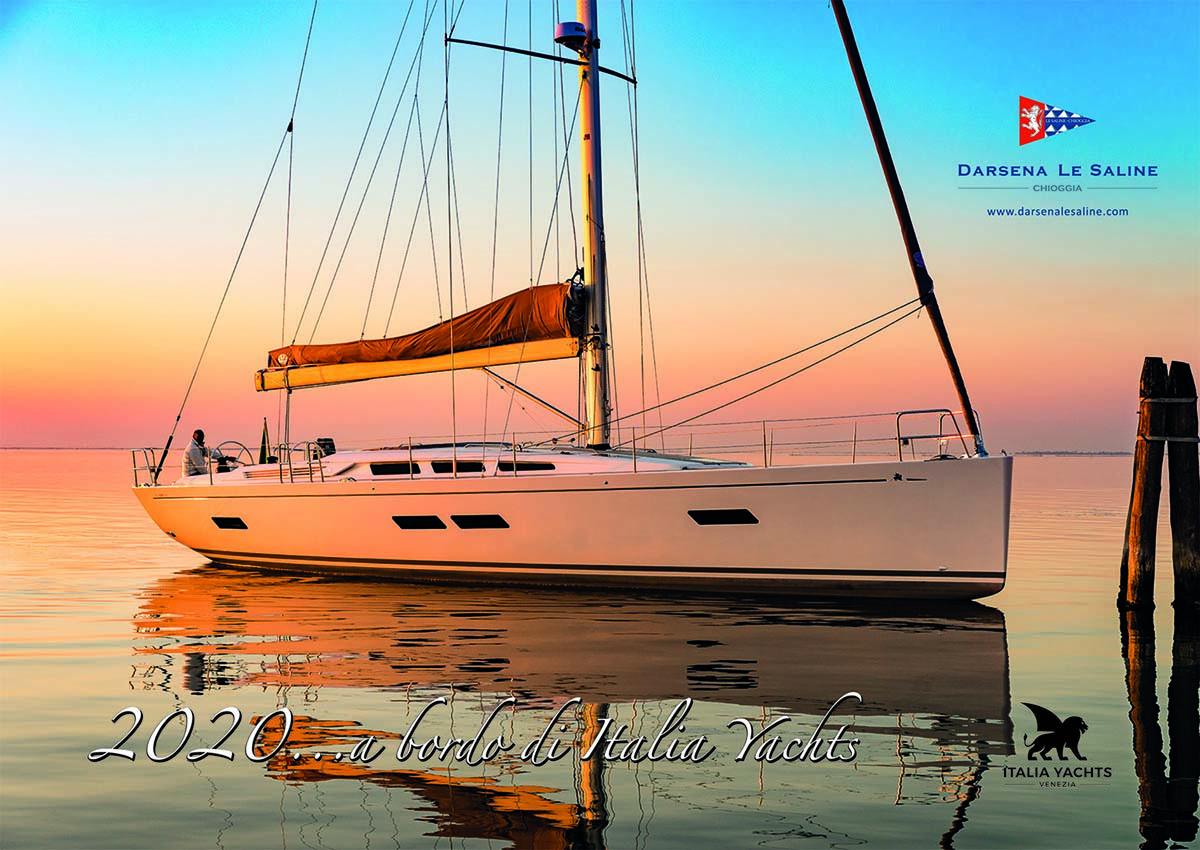 2020…a bordo di Italia Yachts