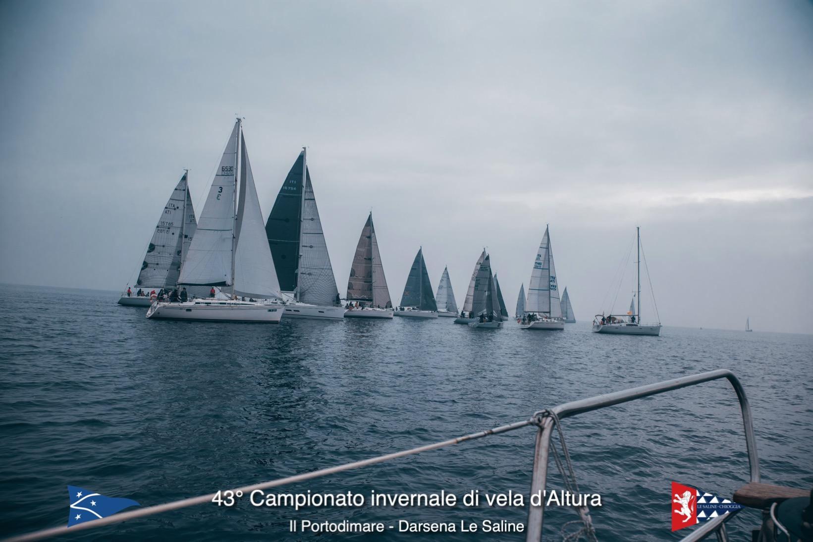 A Demon X il 43° Campionato Invernale di vela d'altura