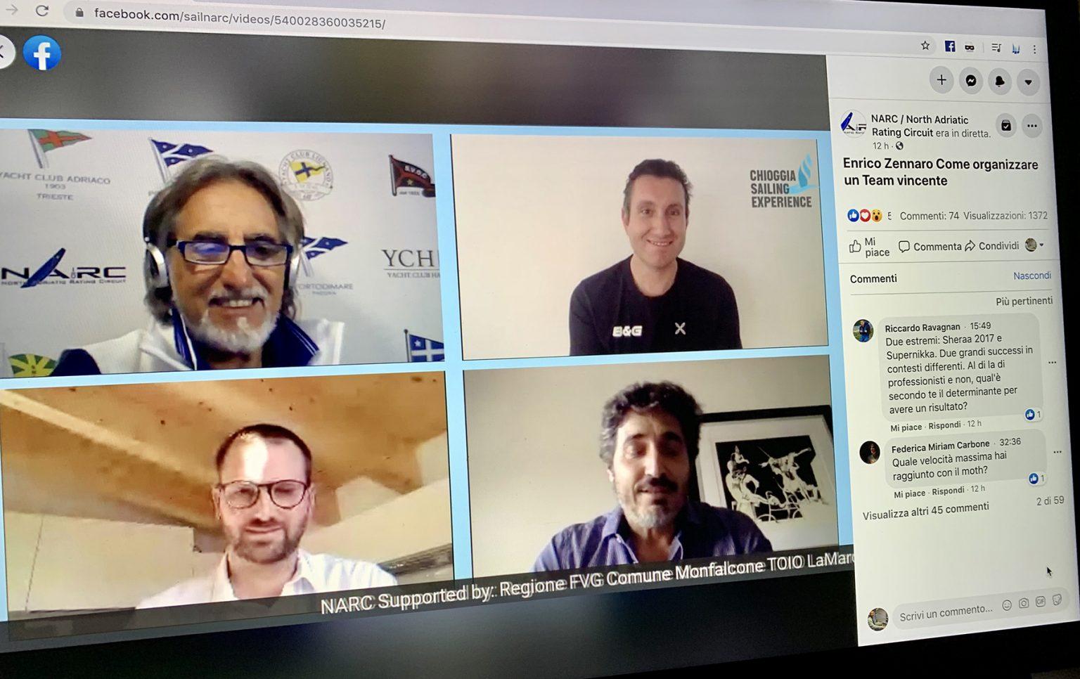 'Come organizzare un team vincente'. Il webinar con Enrico Zennaro
