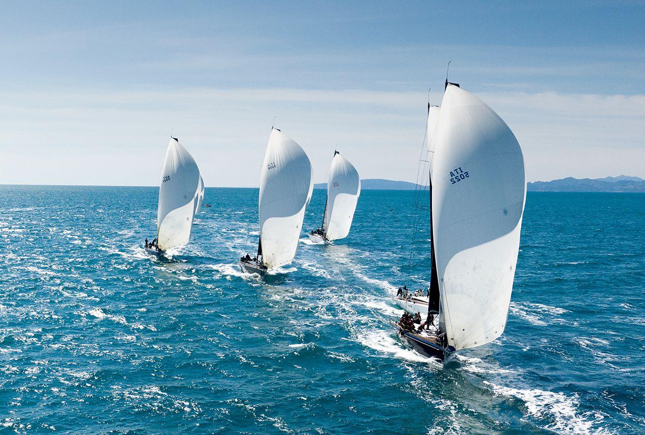 Weekend in Maremma a bordo dello Swan 50 Drifter Sail per Enrico Zennaro